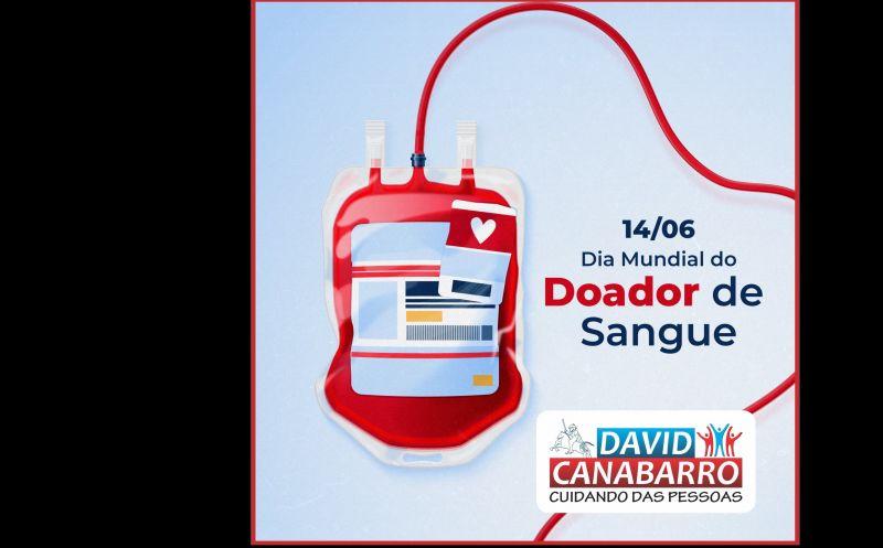 Foto de capa da notícia: 14/6 – DIA MUNDIAL DO DOADOR DE SANGUE