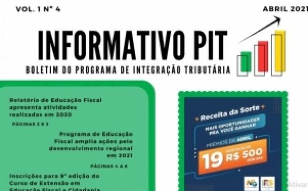Foto de capa da notícia: Quarta Edição do Informativo PIT