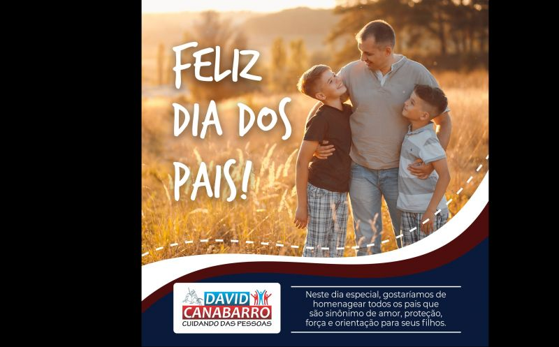 Foto de capa da notícia Feliz dia dos Pais!