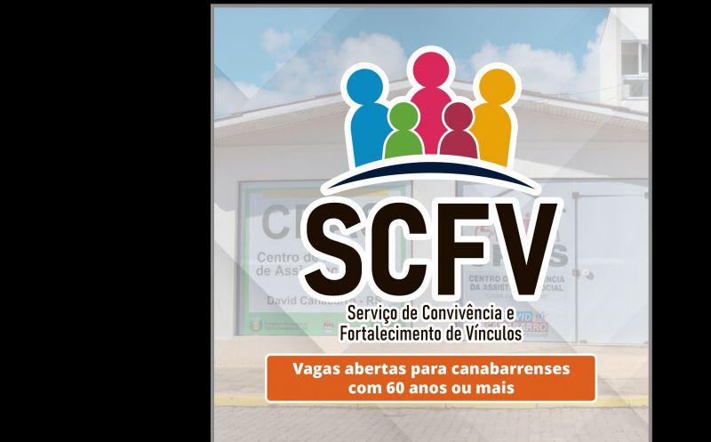 Foto de capa da notícia VAGAS ABERTAS PARA ATIVIDADES DO SCFV