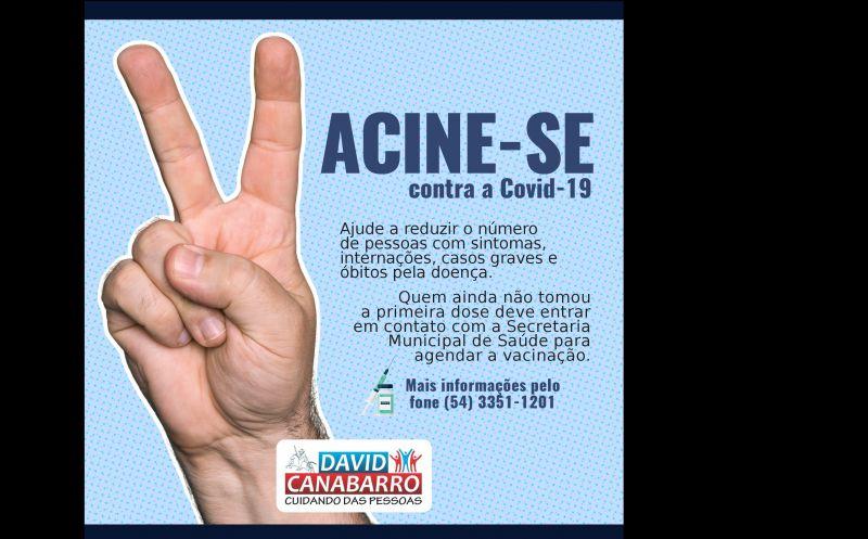 Foto de capa da notícia VACINE-SE CONTRA A COVID-19
