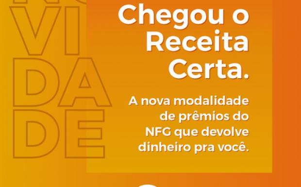 Foto de capa da notícia: RECEITA CERTA