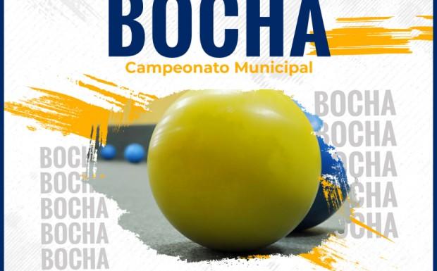 Foto de capa da notícia: INSCRIÇÕES ABERTAS PARA O CAMPEONATO MUNICIPAL DE BOCHA