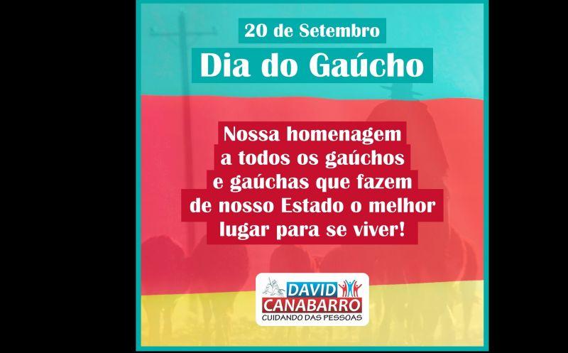 Foto de capa da notícia FELIZ DIA DO GAÚCHO | 20 DE SETEMBRO