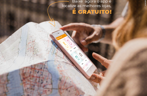 Foto de capa: Aplicativo Compras em Guaporé