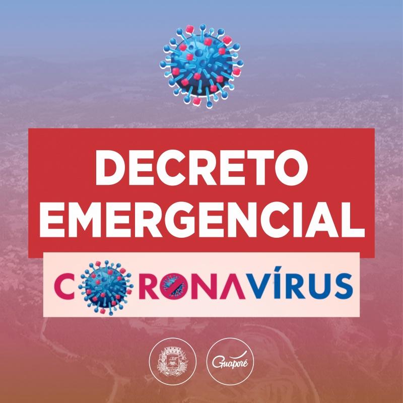 Resultado de imagem para corona virus decreto