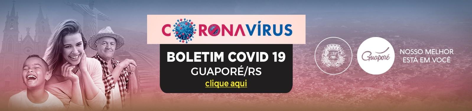 Banner 2 - CAPA - Boletim Coronavírus