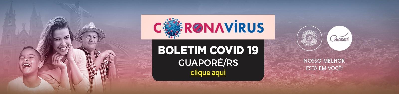 Banner 2 - CAPA - Coronavírus BOLETIM