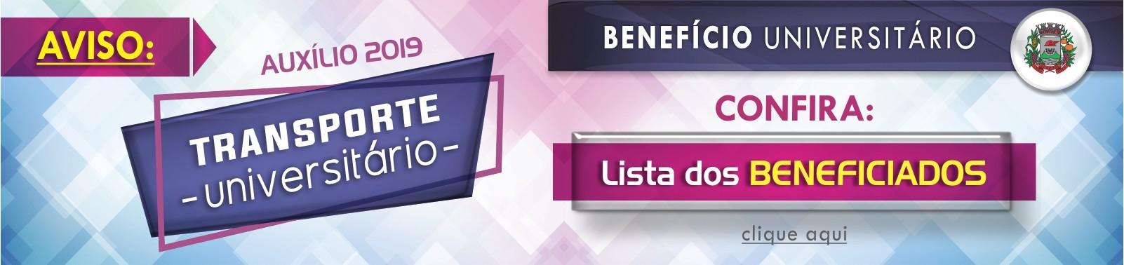 Banner 2 - Benefício Universitário