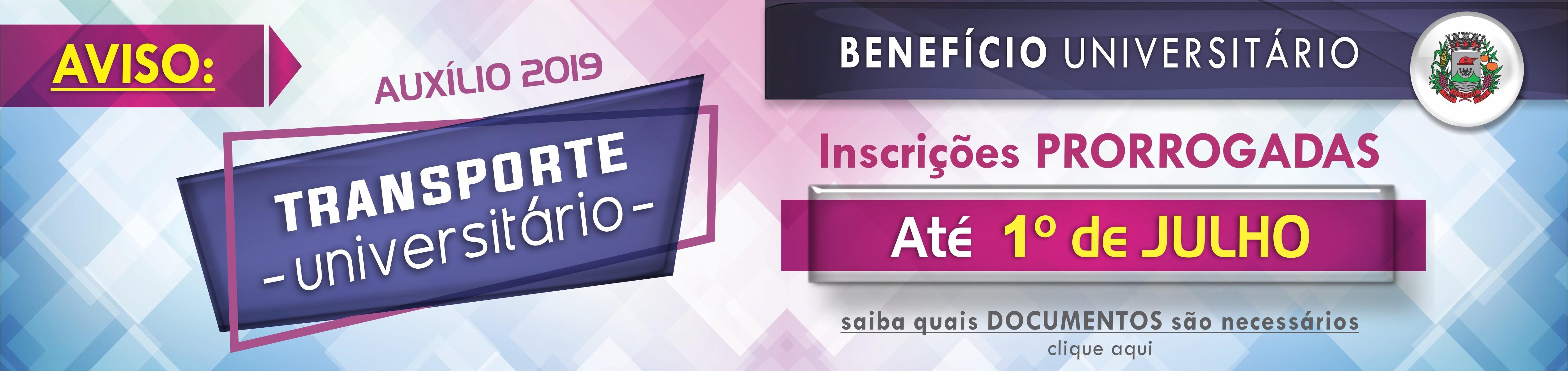 Banner 1 - Benefício Universitário 2