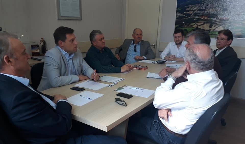 Foto de capa da notícia: Reunião da Amesne acontece em Guaporé