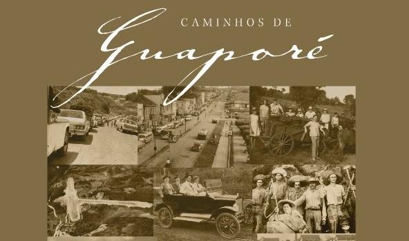 """Foto de capa da notícia: Projeto do livro """"Caminhos de Guaporé"""" será apresentado na Casa da Cultura"""