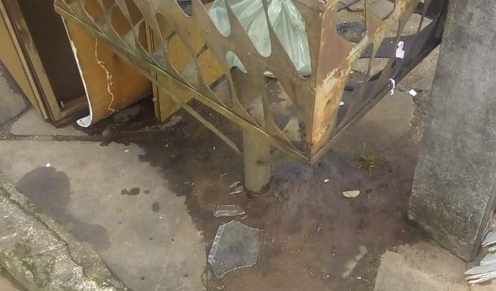 Foto de capa da notícia: Meio Ambiente: Gari fica ferido com descarte inadequado de resíduos em Guaporé