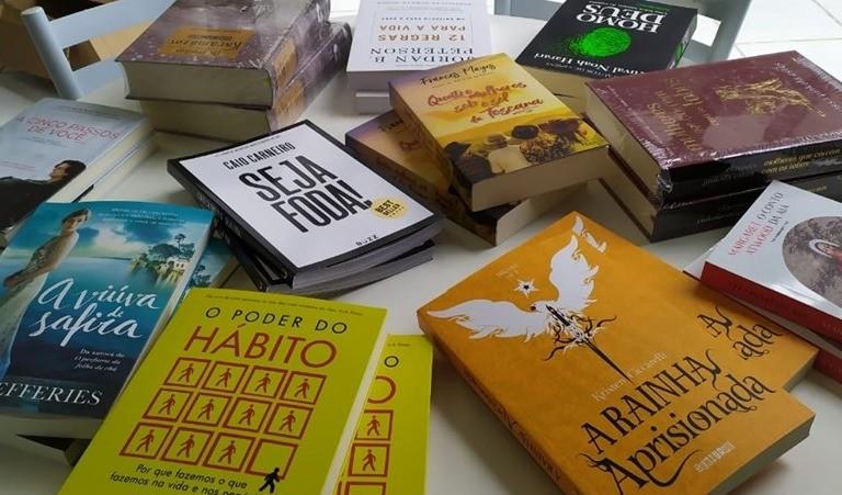 Foto de capa da notícia: Leia mais! A Biblioteca te espera com novos títulos!