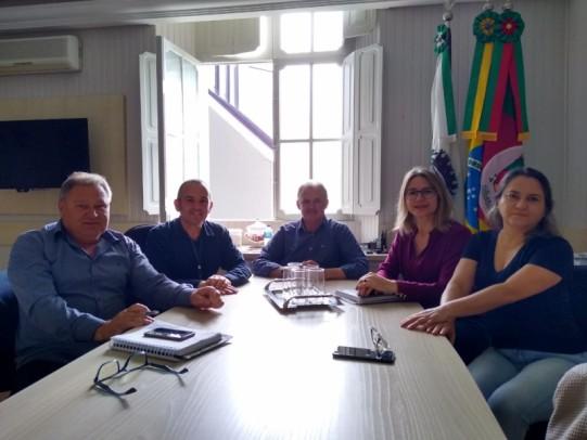 Foto de capa da notícia: Estádio Albino Pasquali será espaço de muitas ações para a comunidade