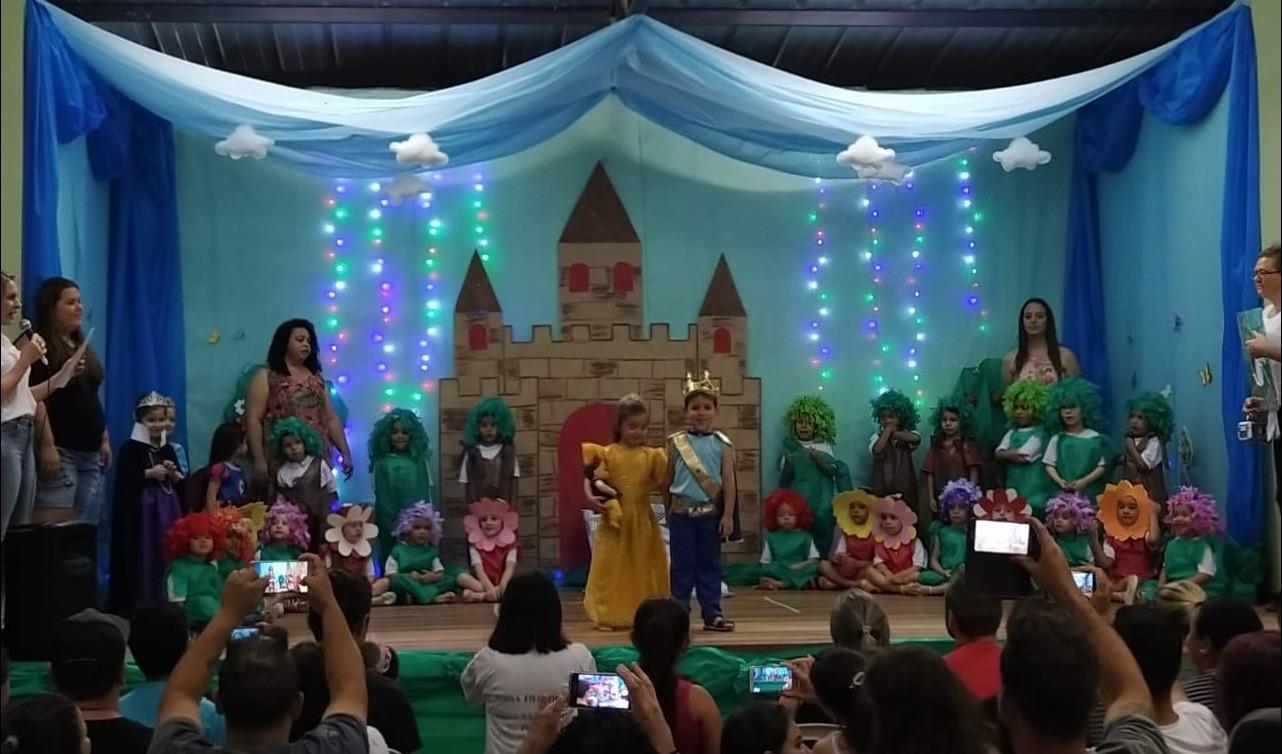 Foto de capa da notícia: Culminância de Projetos Escola de Educação Infantil Mônica