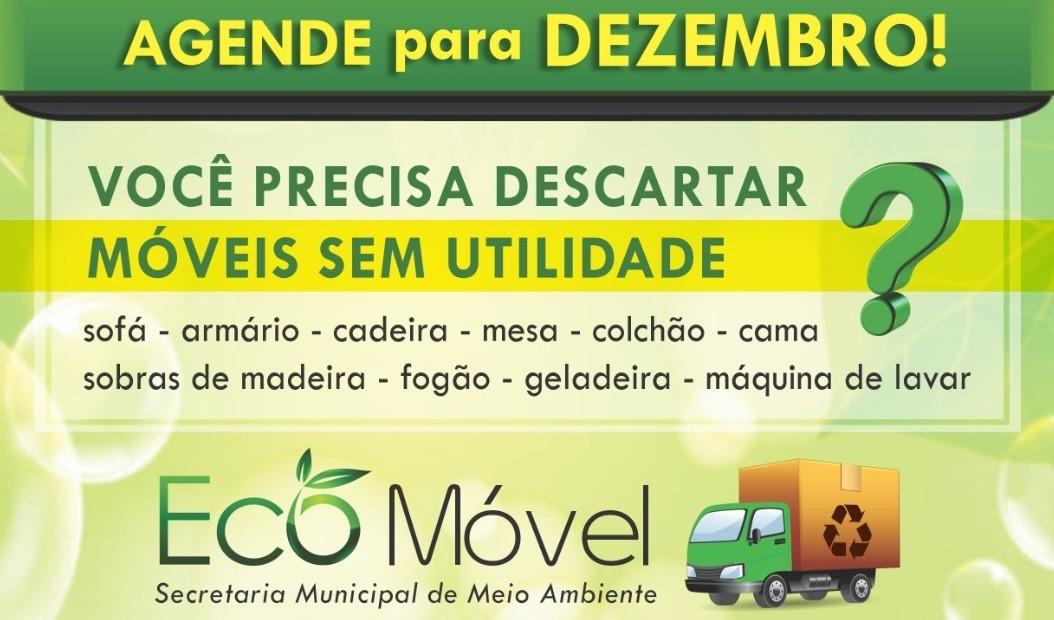 Foto de capa da notícia: Agende o Eco Móvel para dezembro!