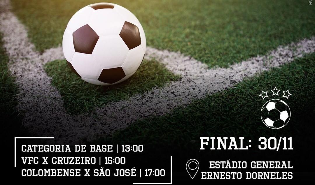 Foto de capa da notícia: Colombense e São José disputam o título da Série A