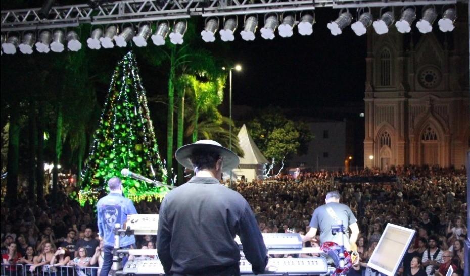 Foto de capa da notícia: Natal Arte Guaporé encantou a comunidade