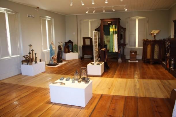 Foto de capa da notícia: Museu Municipal: Um passeio pela história de Guaporé