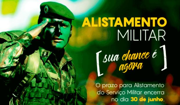Foto de capa da notícia: Junta do Serviço Militar de Guaporé informa jovens sobre Alistamento 2020