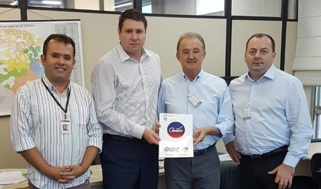 Foto de capa da notícia: Poder Público traz boas notícias com relação à nova adutora da Corsan