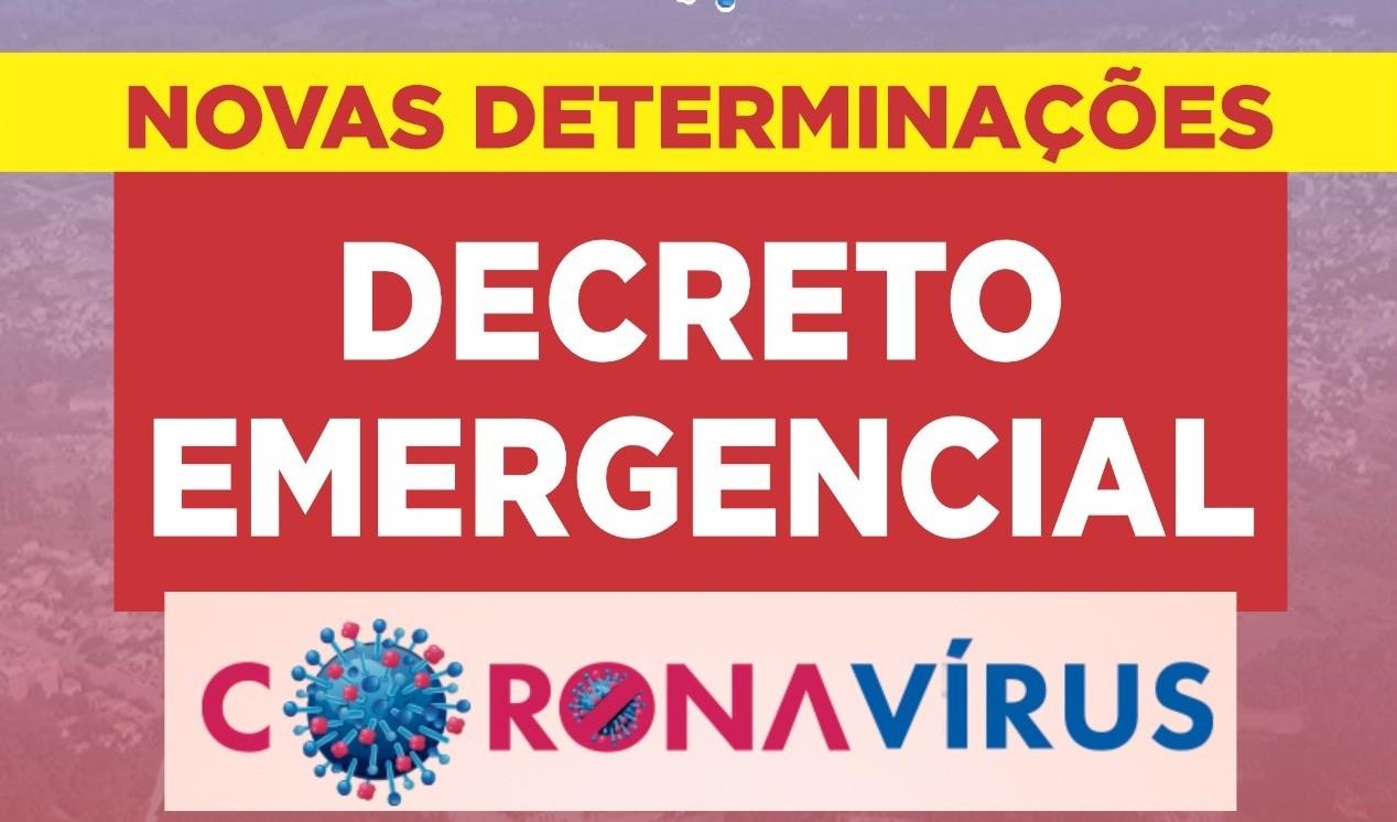 Foto de capa da notícia: Poder Público emite novo decreto com restrições em Guaporé