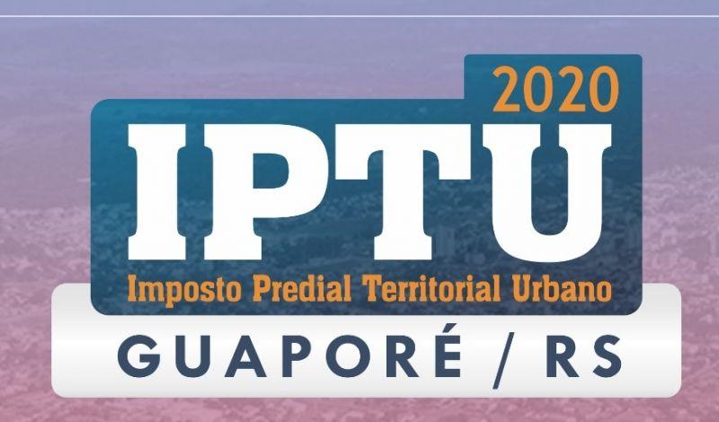 Foto de capa da notícia: Após alteração em virtude da pandemia, IPTU tem vencimento em junho
