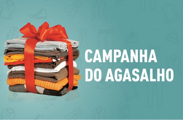 Foto de capa da notícia: Campanha do Agasalho: bandeira vermelha impossibilita entrega de doações