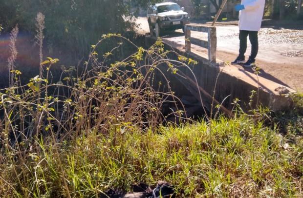 Foto de capa da notícia: Estudo Hidrológico está em fase de modelagem hidráulica do canal do Arroio Barracão