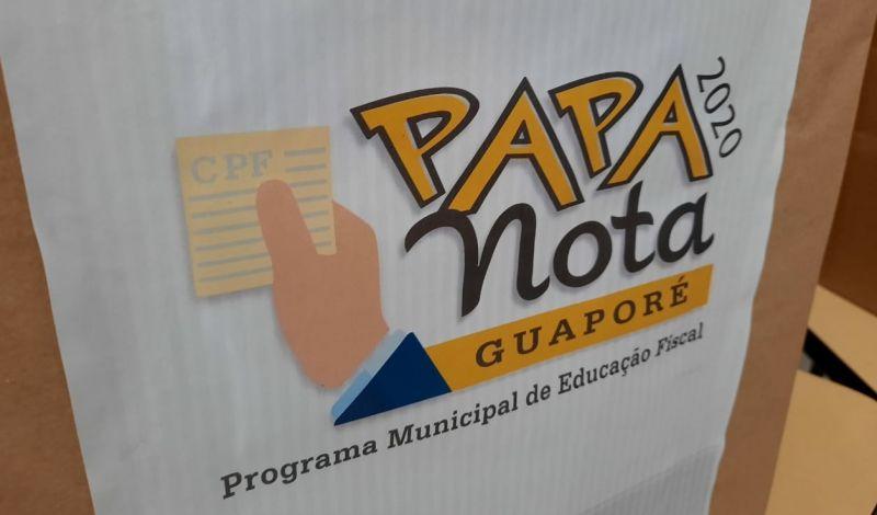 Foto de capa da notícia: Poder Público realizará live para divulgação dos contemplados do Papa Notas 2020