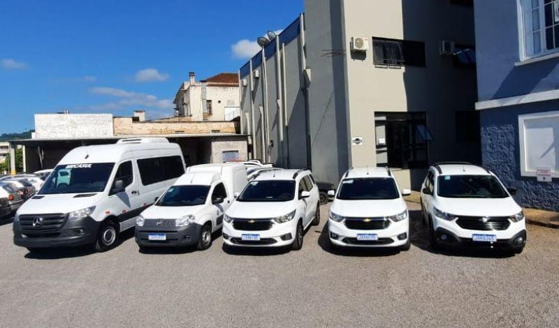 Foto de capa da notícia: Poder Público de Guaporé adquire cinco novos veículos