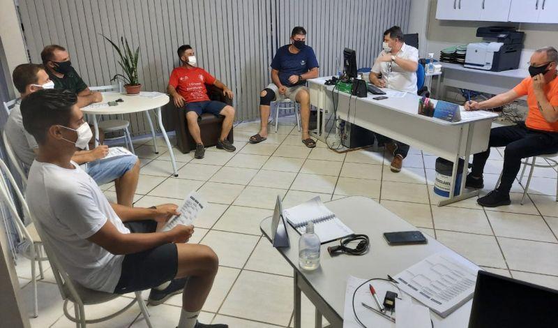 Foto de capa da notícia: Copa do Brasil de Guaporé recomeçará no Estádio General Ernesto Dorneles