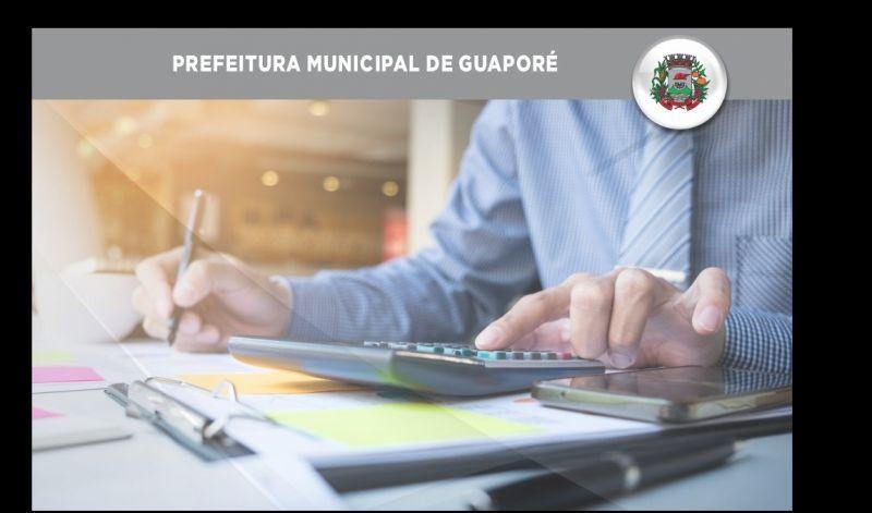 Foto de capa da notícia: Administração Municipal prorroga vencimentos do IPTU e Alvarás