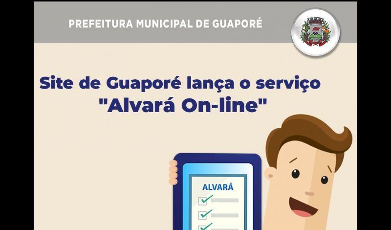 """Foto de capa da notícia: Poder Público lança o serviço """"Alvará On Line"""""""