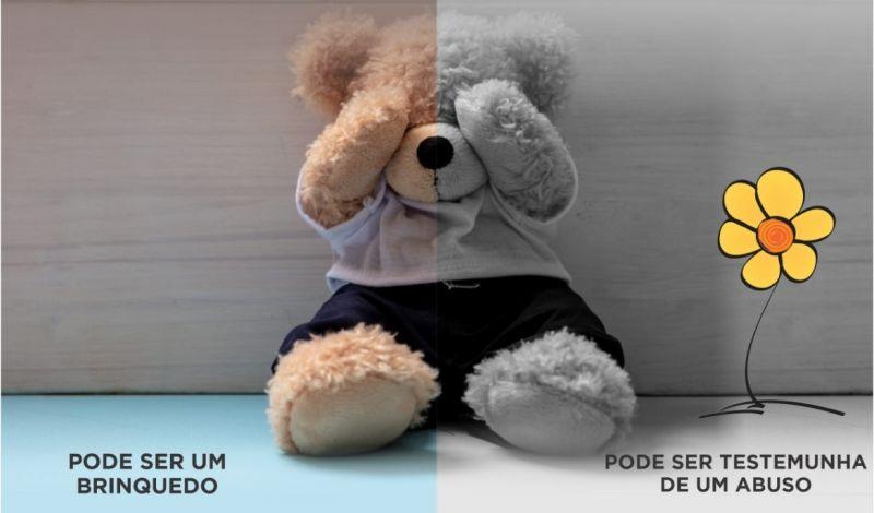 Foto de capa da notícia: Criança merece proteção! Secretaria de Assistência Social destaca o 18 de maio