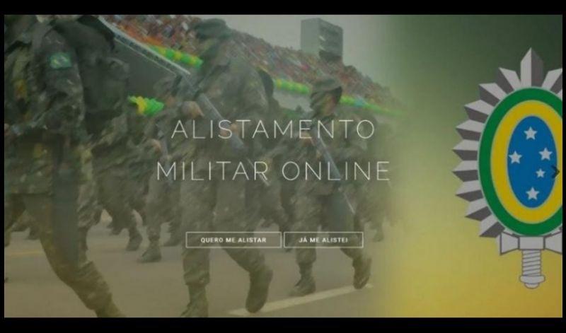 Foto de capa da notícia: Alistamento Militar será realizado até 30 de junho