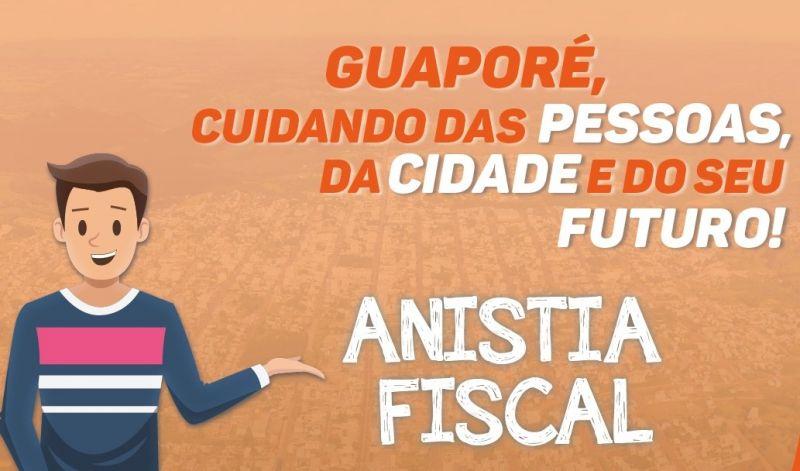 Foto de capa da notícia: Anistia Fiscal: Quite seus débitos com a Fazenda Municipal sem multas e juros