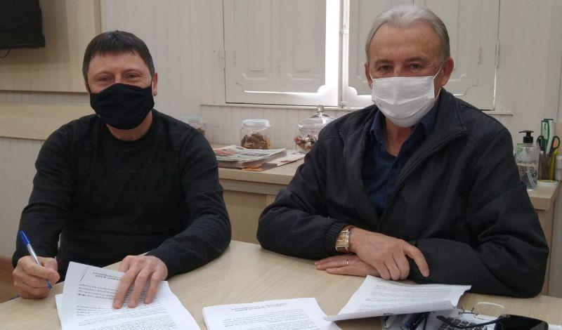 Foto de capa da notícia: Poder Público assina repasse de recursos para o Consepro