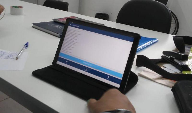 Foto de capa da notícia: Agentes Comunitários de Saúde recebem tablets da Administração Municipal de Guaporé