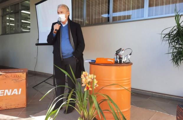 """Foto de capa da notícia: 39 alunos da Rede Pública Municipal participam do projeto """"Trilha das Aprendizagens"""""""
