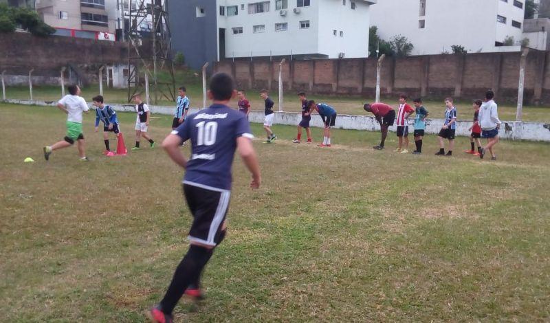 Foto de capa da notícia: Escolinha Municipal de Guaporé disputará a Copa Vinilady