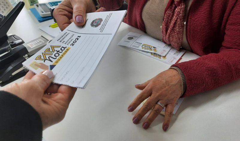 Foto de capa da notícia: Administração Municipal lança mais uma edição do Papa Notas
