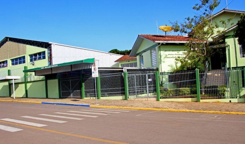 Foto de capa da notícia: Escola Municipal Imaculada Conceição comemora 29 anos de história