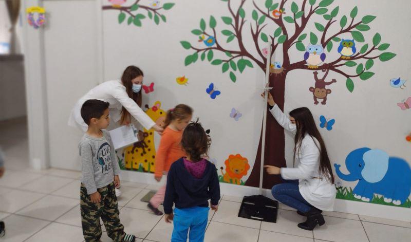 Foto de capa da notícia: Saúde na infância: Prevenção para mais qualidade de vida!