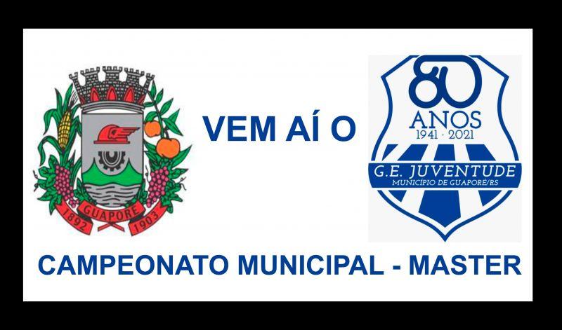 """Foto de capa da notícia: CMD Guaporé organiza o Campeonato Municipal """"Juventude 80 Anos"""" na categoria Master"""