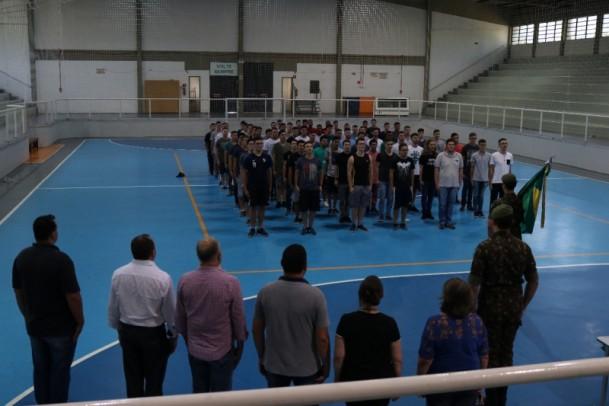 Foto de capa da notícia: 32 jovens de Guaporé são selecionados para o serviço militar