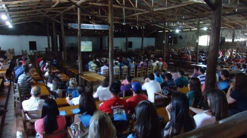 Foto de capa da notícia: Núcleo Municipal de Prevenção da Violência realiza palestras em Guaporé
