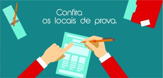 Foto de capa da notícia: Divulgados locais das provas do concurso público e processo seletivo