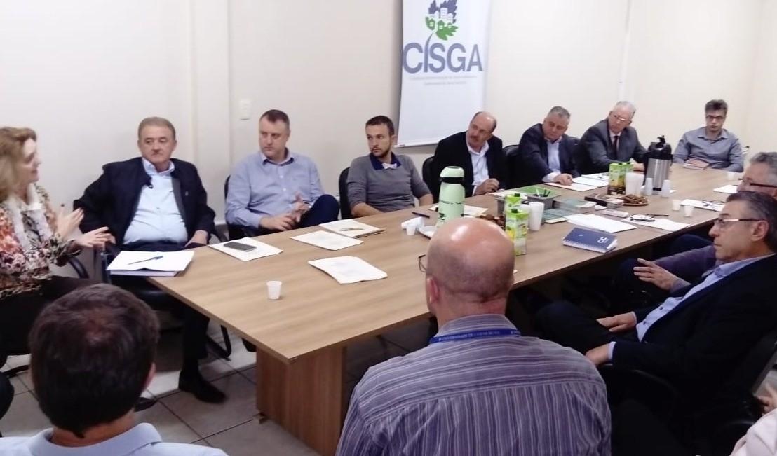 Foto de capa da notícia: Guaporé participa de Assembleia da Cisga